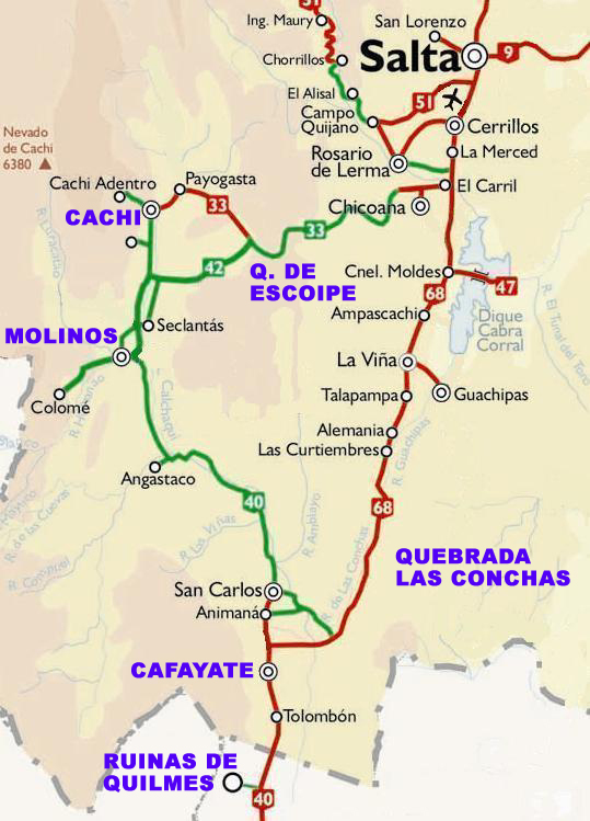 Valles Calchaquies