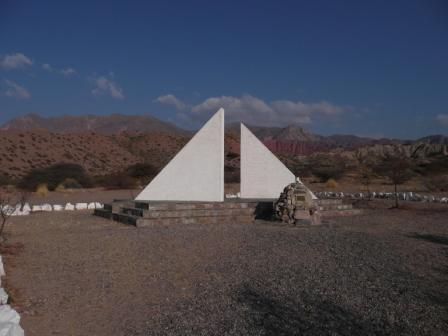 Photo of Triangles near Chucalesna