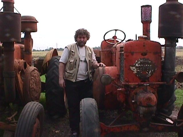 Lanz Bulldog also known as a Pampa Tractor
