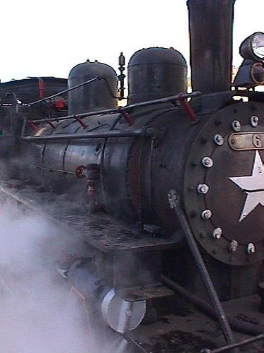 The Patagonia Express