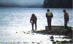 Argentina Trout fishing
