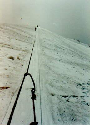 Chacaltaya ski lift